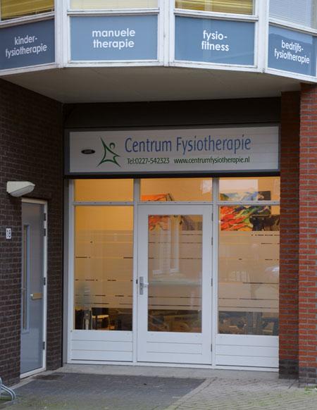 Centrum Fysiotherapie Medemblik 2015